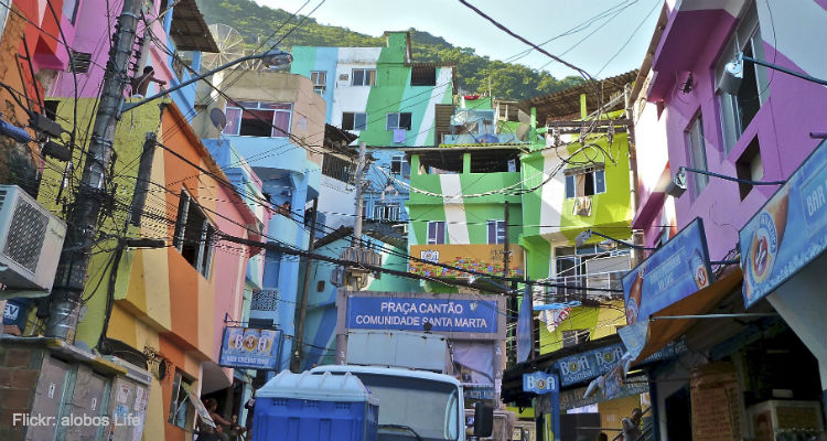 Non-consumption - Rio Favela